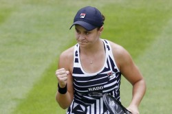 Ashleigh Barty Impresses Birmingham Classic Johanna Konta Out Venus Williams Through