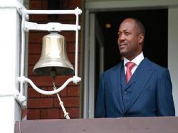 West Indies Batting Great Brian Lara Hospitalised At Mumbai