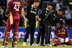 Icc World Cup Brathwaite Heroics In Vain As New Zealand Beat West Indies In Classic