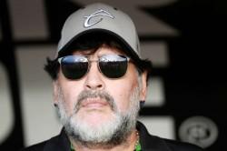 Diego Maradona Dorados Health