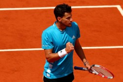 Dominic Thiem French Open Ends Novak Djokovic Hopes All Four Majors