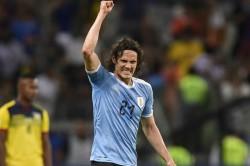 Cavani Suarez Uruguay Copa America