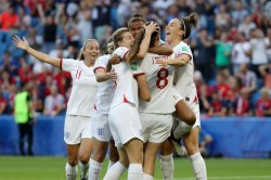 Womens World Cup England Beat Norway 3 0 Into Semi Finals