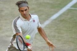 Roger Federer Halle Open Semi Finals Alexander Zverev David Goffin