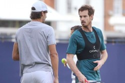 Andy Murray To Face Top Seeds In Queens Doubles Return