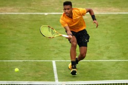Felix Auger Aliassime Beats Nick Kyrgios Maric Cilic Out Queens Club Championships