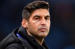 Roma Appoint Paulo Fonseca Serie A Shakhtar Donetsk
