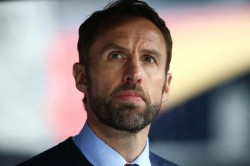 England Supporters Trouble Gareth Southgate