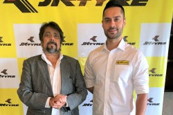 Jk Tyre Welcomes Back Rallying Legend Gaurav Gill To Its Squad