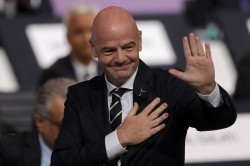 Infantino Re Elected As Fifa President For Second Term