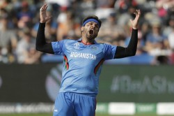Icc World Cup 2019 Afghanistan S Hassan Emotional After Ending Career With Injury