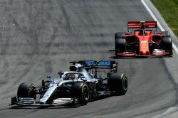 Hamilton Wins Controversial Canadian Grand Prix Vettel Penalty