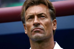 Morocco 1 Namibia 0 Keimuine Blunder Give Renard S Men Slender Win