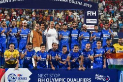 India Beat South Africa 5 1 To Win Fih Series Finals