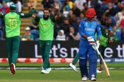 Imran Tahir South Africa Strong Team Faf Du Plessis World Cup