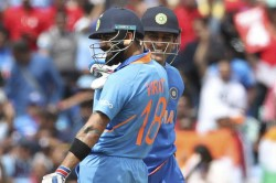 Icc World Cup 2019 India Probable Xi Against Pakistan At Manchester