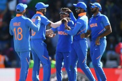 Icc Wc 2019 India Vs Afghanistan Highlights Shami S Hat Trick Bumrah Power India
