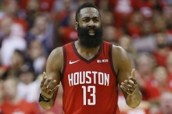 James Harden Joins Exclusive Group With Third Mvp Runner Up Finish