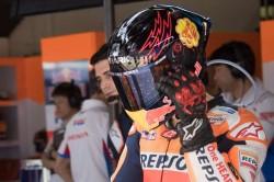 Motogp Catalunya Grand Prix Vinales Slams Lorenzo Rookie Mistake