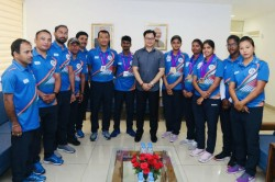 There Will Be No Shortage Of Funds Sports Minister Kiren Rijiju Assures Archers