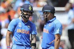 Virat Kohli Says Team India Believes In Dhoni Icc World Cup