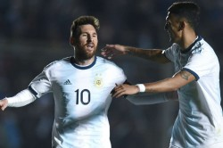 Argentina 5 Nicaragua 1 Quick Fire Messi Brace Inspires Rout