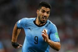 Uruguay 3 Panama 0 Suarez Scores Wonderful Free Kick On Return