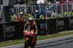 Motogp Analysis How Marquez Won Catalunya Gp Amidst Chaos