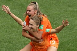 Womens World Cup Review Netherlands Cameroon Vivianne Miedema