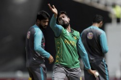 Icc World Cup 2019 Please Don T Use Bad Words Amir Malik Urge Some Restraint In Criticism