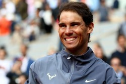 Rafael Nadal No Grass Tournament Before Wimbledon