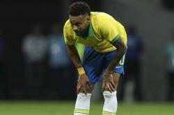 Brazil Neymar Dani Alves Copa America