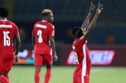 Kenya Tanzania Michael Olunga Double Afcon Win Match Report