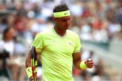 Nadal Thrashes Nishikori To Set Up Federer Showdown