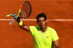 Rafael Nadal French Open 33rd Birthday Celebrations Low Key