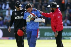 Icc World Cup 2019 Afghanistan Captain Naib Expects Rashid Khan To Be Fully Fit South Africa Clash