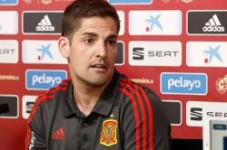 Breaking News Moreno Replaces Luis Enrique As Spain Coach