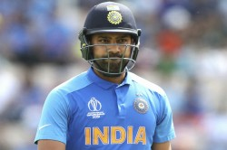 Icc World Cup 2019 India Vs Afghanistan Rohit Sharma Ms Dhoni Claim Unwanted Record Southampton