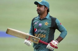 Icc World Cup It Hurts But What Can One Do Sarfaraz Responds To Pig Jibe At Mall