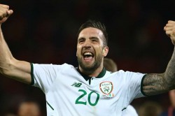 Denmark 1 Republic Of Ireland 1 Duffy Header Denies Hosts In Copenhagen