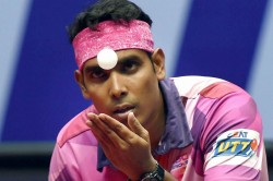 Ultimate Table Tennis Sharath Kamal Manika Batra Picked Up In Utt Player Draft