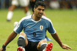 Uruguay Peru Copa America Edinson Cavani Luis Suarez Miss