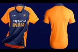 Icc World Cup 2019 Team India S Official Jersey For England Match Unveiled By Nike