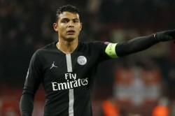 Thiago Silva Paris Saint Germain Brazil