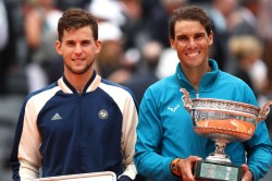 Dominic Thiem Rafael Nadal French Open Opta Facts