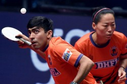 Ultimate Table Tennis Helping Indian Paddlers Learn From The Best Improve Skills Claim Organisers