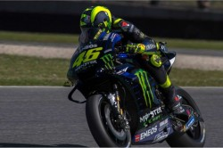 Valentino Rossi Motogp Italian Change Something Practice