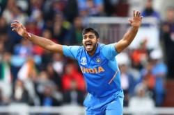India Pakistan Cricket World Cup Vijay Shankar Wicket First Ball Bhuvneshwar Kumar Injury
