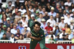 Wahab Riaz Asks Pakistan Players To Lift Themselves In Icc World Cup