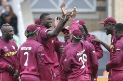 Icc World Cup 2019 Wi Bowling Coach Collymore Banking On Four Pacers Ahead Of England Clash